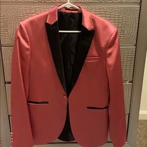 Pink and Black Blazer (absolute winner)
